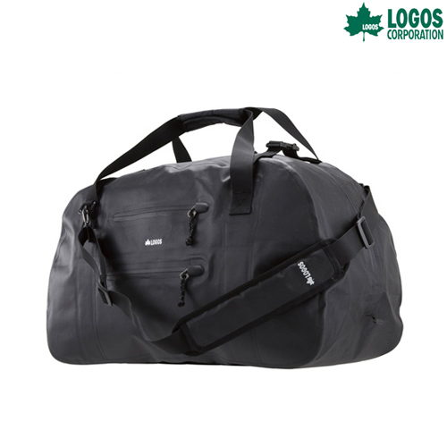 LOGOS(ロゴス) BLACK SPLASH ダッフルバッグ バッグ SPLASH キャンプ アウトドア
