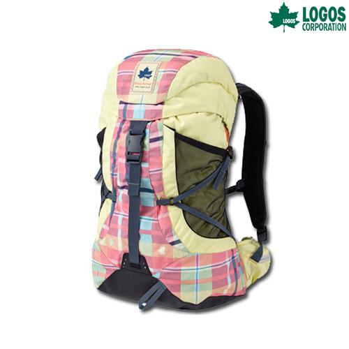 LOGOS(ロゴス) CADVEL-Design30 (AE・check) トレッキング ザック バッグ CADVEL キャンプ アウトドア