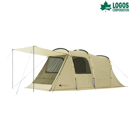 LOGOS(ロゴス) グランベーシック トンネルドーム XL-AG テント キャンプ アウトドア