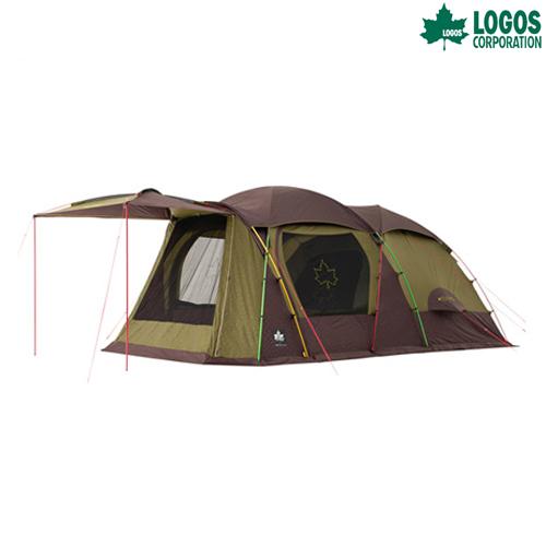 ロゴス(LOGOS) キャンプ用テント(3~5人用) プレミアム PANELグレートドゥーブル XL-AF 71805515 テント タープ キャンプ用テント キャンプ アウトドア