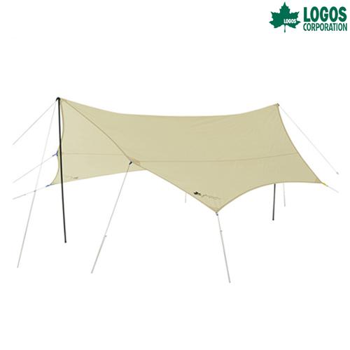 LOGOS(ロゴス) グランベーシック BIGオクタゴン-AG タープ キャンプ アウトドア