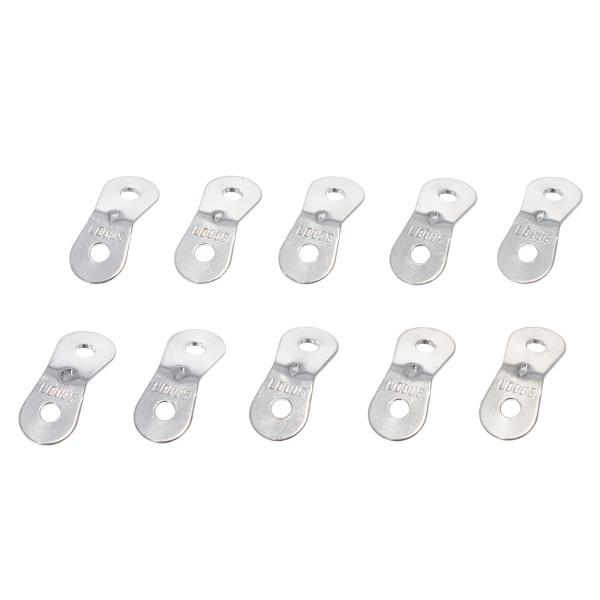 LOGOS(ロゴス) コードスライダー(10pcs) テント タープ 張り綱 自在 キャンプ アウトドア
