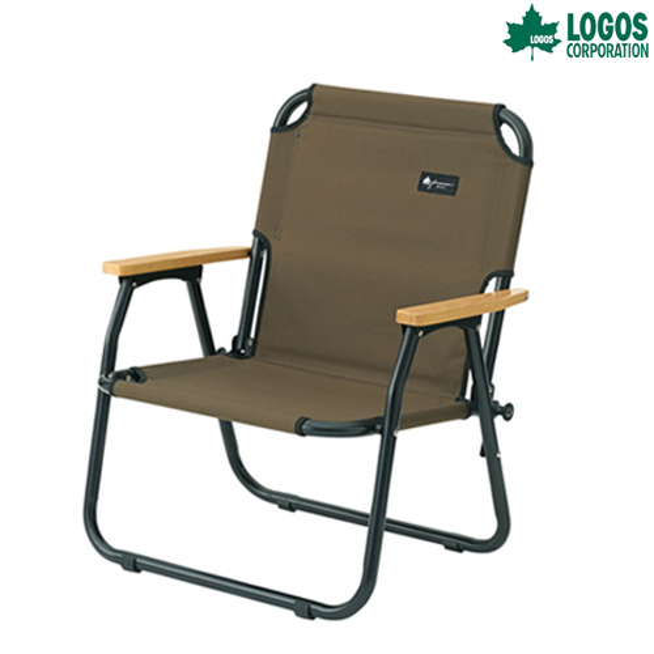 LOGOS(ロゴス) グランベーシック チェアfor 1 椅子 キャンプ アウトドア