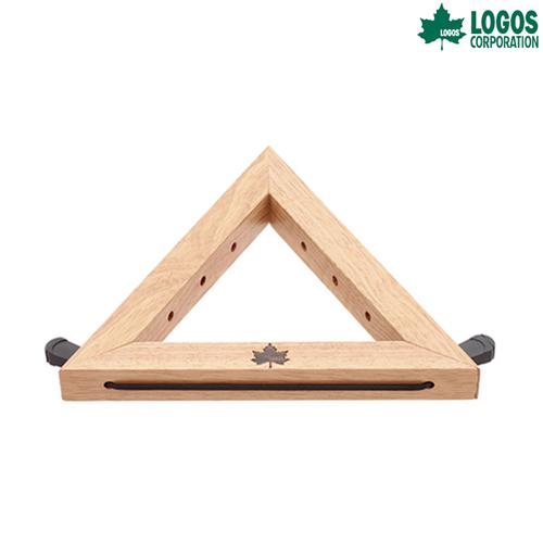 LOGOS(ロゴス) なべ敷きトライアングル バーベキュー キッチングッズ キャンプ アウトドア