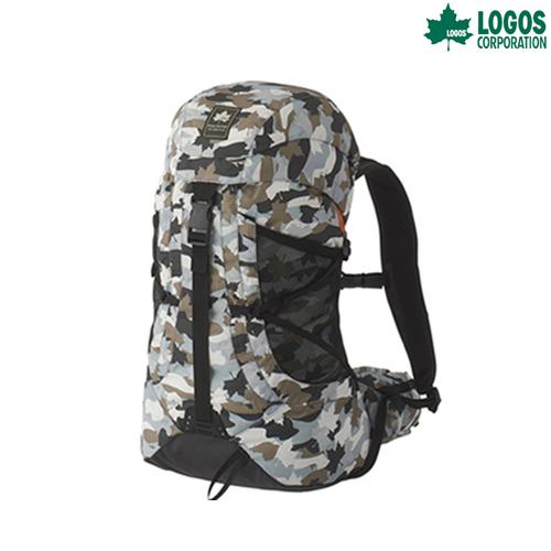 LOGOS(ロゴス) CADVEL-Design30(カモフラ) トレッキング ザック バッグ CADVEL キャンプ アウトドア