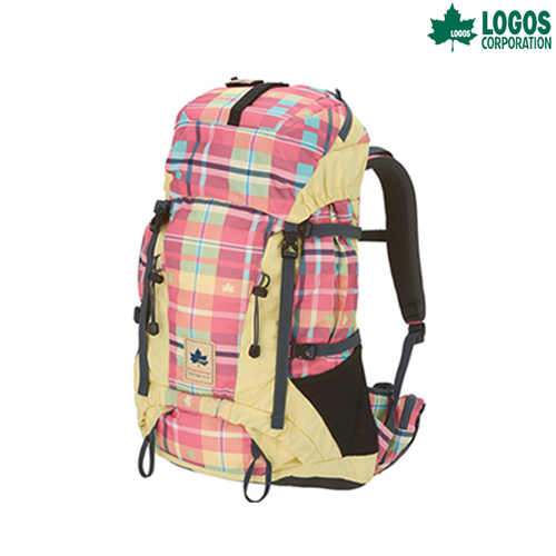 LOGOS(ロゴス) CADVEL-Design45 (AE・check) トレッキング ザック バッグ CADVEL キャンプ アウトドア
