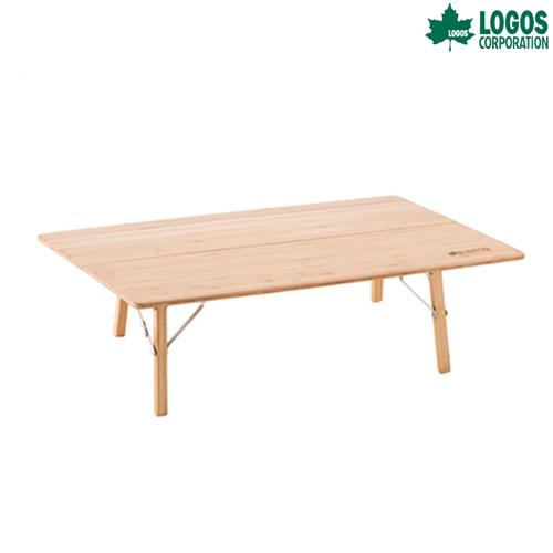 LOGOS(ロゴス) Bambooテーブル ファニチャー テーブル バーベキュー 焚き火 囲炉裏 かまど キャンプ アウトドア