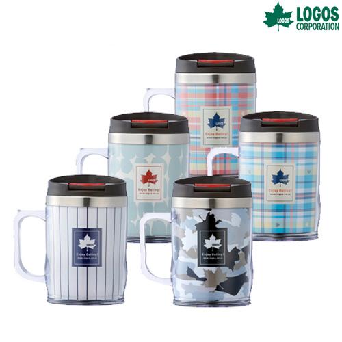 LOGOS(ロゴス) デザイン・プリメイヤーマグ バーベキュー クッカー 食器 ボトル トレッキング クッカー 食器 ボトル キャンプ アウトドア