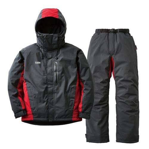 LOGOS(ロゴス) ストレッチ防水防寒スーツ リフェット LIPNER レインウェア 作業着 キャンプ アウトドア