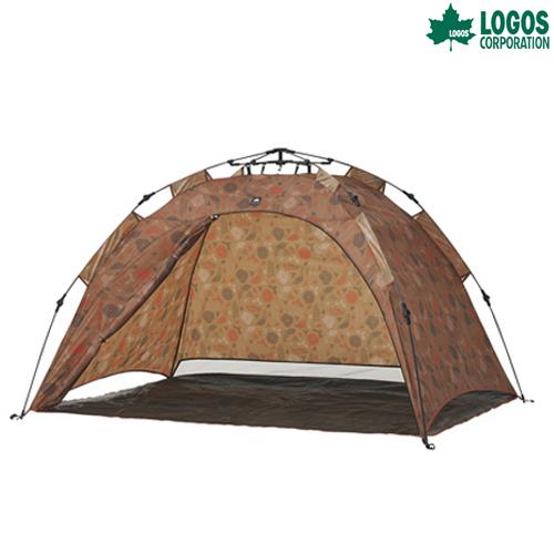 LOGOS(ロゴス) Q-TOP フルシェード 200(プランツ) テント タープ サンシェード ビーチ パラソル キャンプ アウトドア 71600506