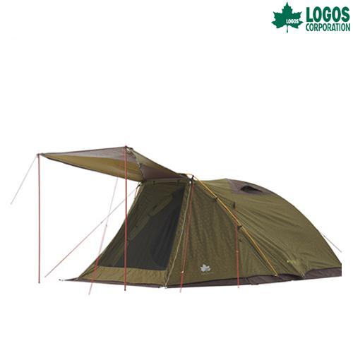 LOGOS(ロゴス) プレミアム PANELエアーズロックドーム XL-AH テント タープ キャンプ アウトドア 71805524