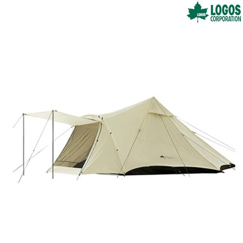 LOGOS(ロゴス) グランベーシック Tepee 520-AH テント タープ キャンプ アウトドア 71805527
