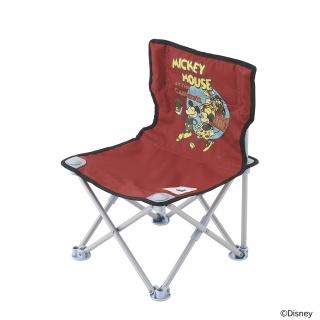 LOGOS(ロゴス) ディズニー タイニーチェア・ポケットプラス(ビンテージミッキーマウス&ミニーマウス) ファニチャー チェア ディズニー Disney キャンプ アウトドア 86003679