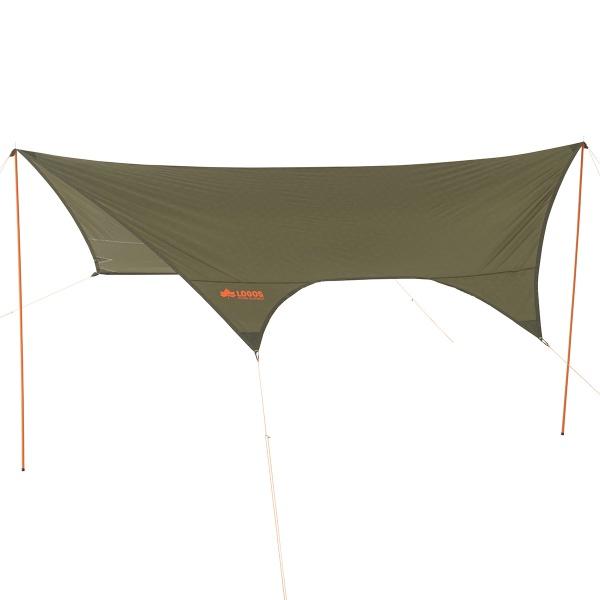 LOGOS(ロゴス) neos LCドームFITヘキサタープ 4443-AI テント タープ キャンプ アウトドア 71805053