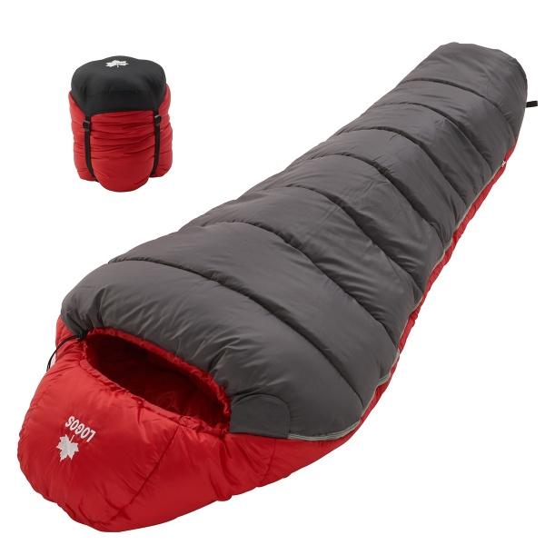 LOGOS(ロゴス) neos 丸洗いアリーバ・-6 寝袋 シュラフ まくら マミー型シュラフ キャンプ アウトドア 72940330
