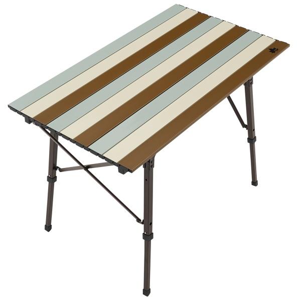 ロゴス(LOGOS) フォールディングテーブル LOGOS Life オートレッグテーブル 9050(ヴィンテージ) 73185011 ファニチャー(テーブル イス) テーブル 机 キャンプ アウトドア