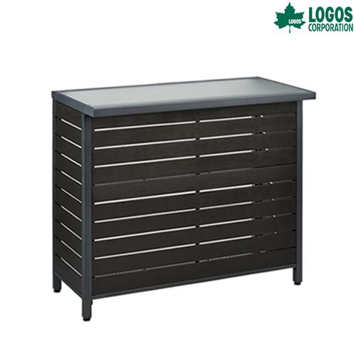 ロゴス(LOGOS) テーブル・机 バーカウンター 73200001 ファニチャー(テーブル イス) キャンプ アウトドア