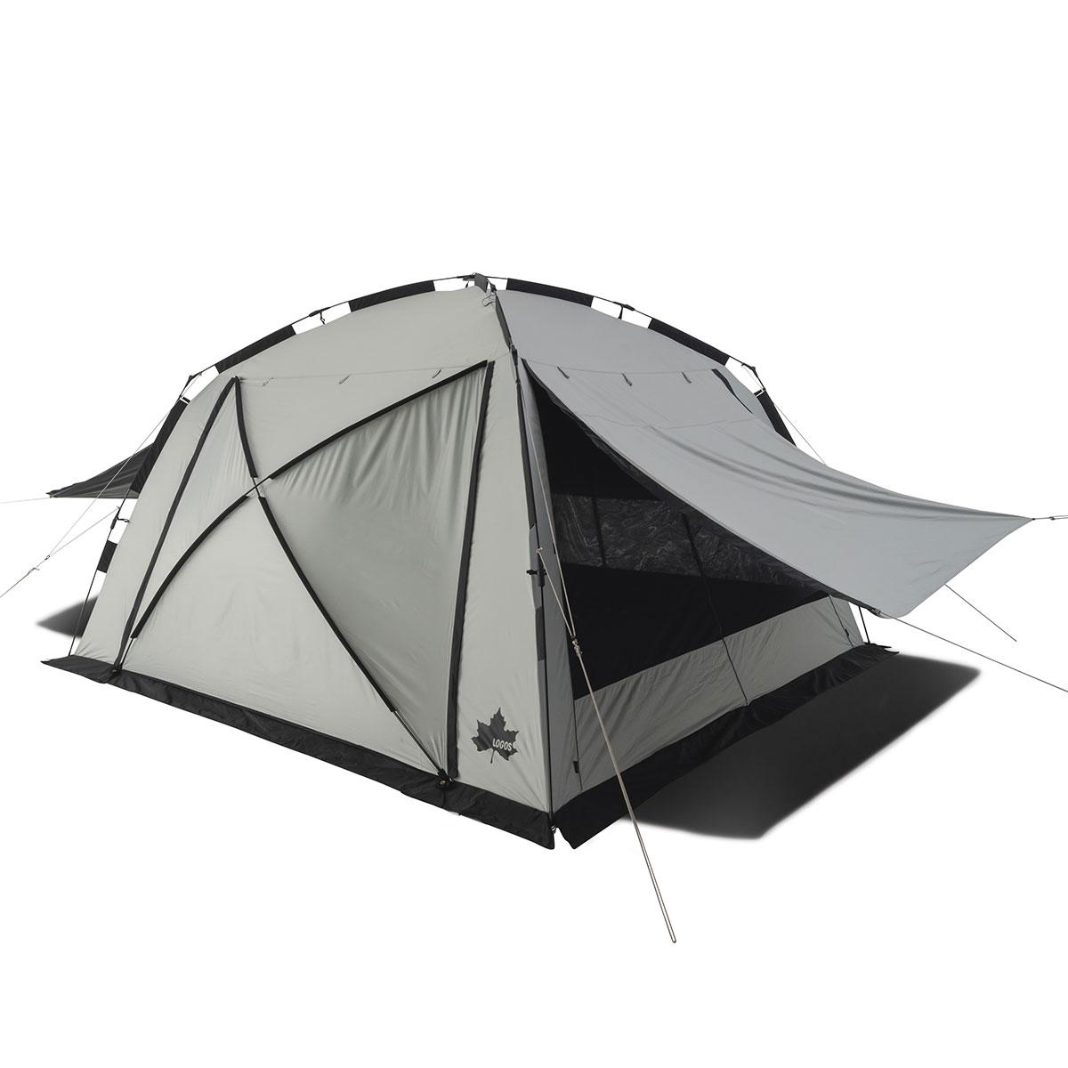 ロゴス(LOGOS) タープ クイック デビルブロックスクリーン 3535-BJ 71459308 テント キャンプ アウトドア