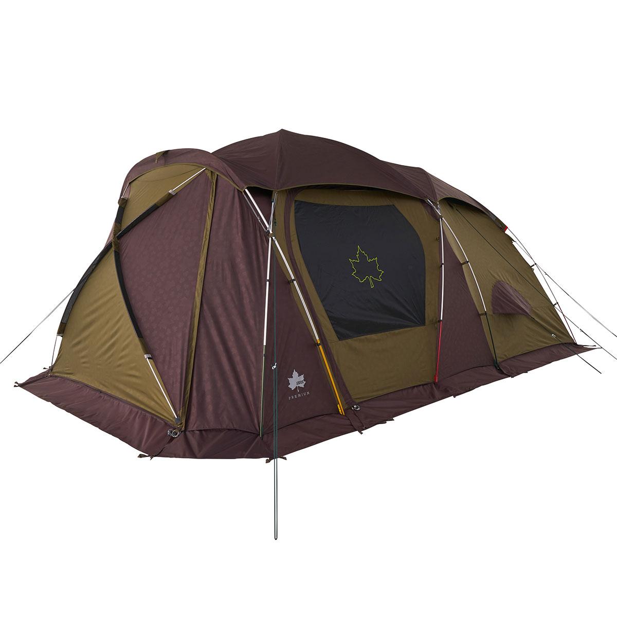 ロゴス(LOGOS) キャンプ用テント(3~5人用) プレミアム PANELグレートドゥーブル XL-BJ 71805538 テント タープ キャンプ用テント キャンプ アウトドア