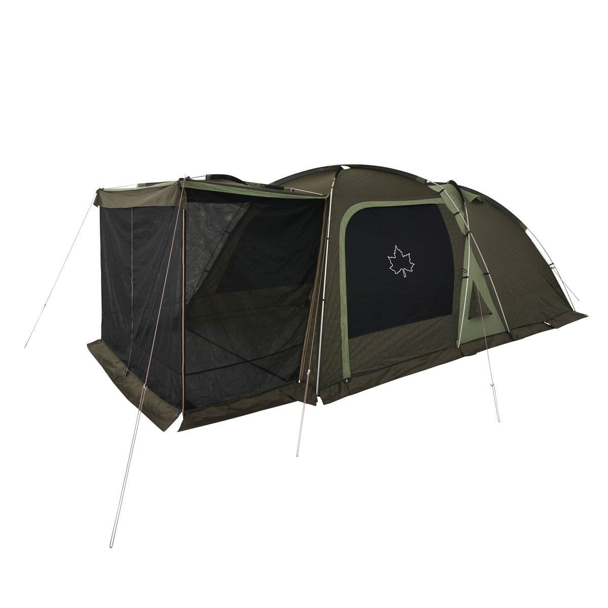 ロゴス(LOGOS) キャンプ用テント(3~5人用) neos 3ルームドゥーブル XL-BJ 71805549 テント タープ キャンプ用テント キャンプ アウトドア