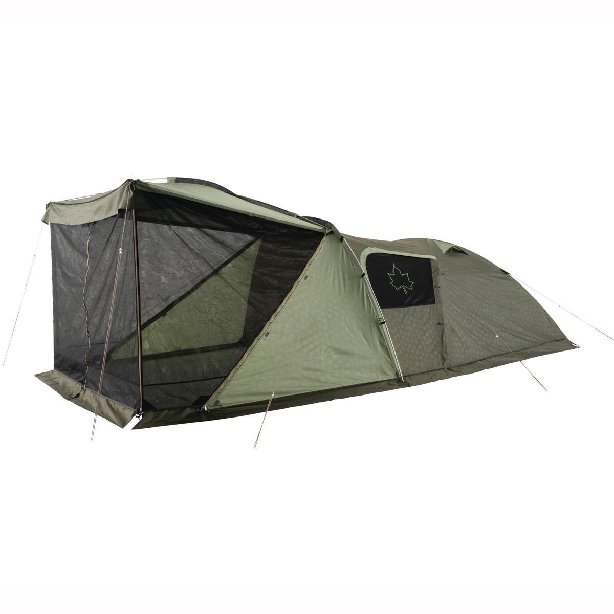 ロゴス(LOGOS) キャンプ用テント(3~5人用) neos PANELダブルリビングドーム XL-BJ 71805550 テント タープ キャンプ用テント キャンプ アウトドア