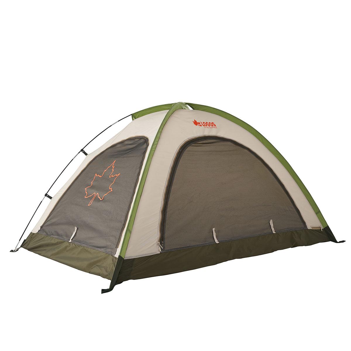 ロゴス(LOGOS) キャンプ用テント(3~5人用) 2ドアルームテント DUO-BJ 71805554 テント タープ キャンプ用テント キャンプ アウトドア