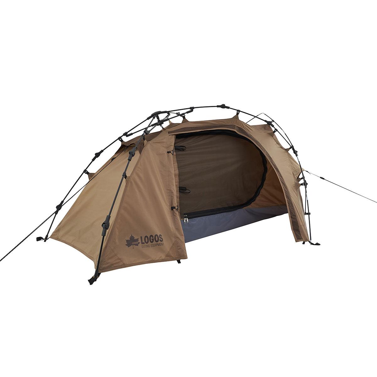 ロゴス(LOGOS) キャンプ用テント(3~5人用) neos Q-TOP リバイバルSOLO DOME-BJ 71805555 テント タープ キャンプ用テント キャンプ アウトドア