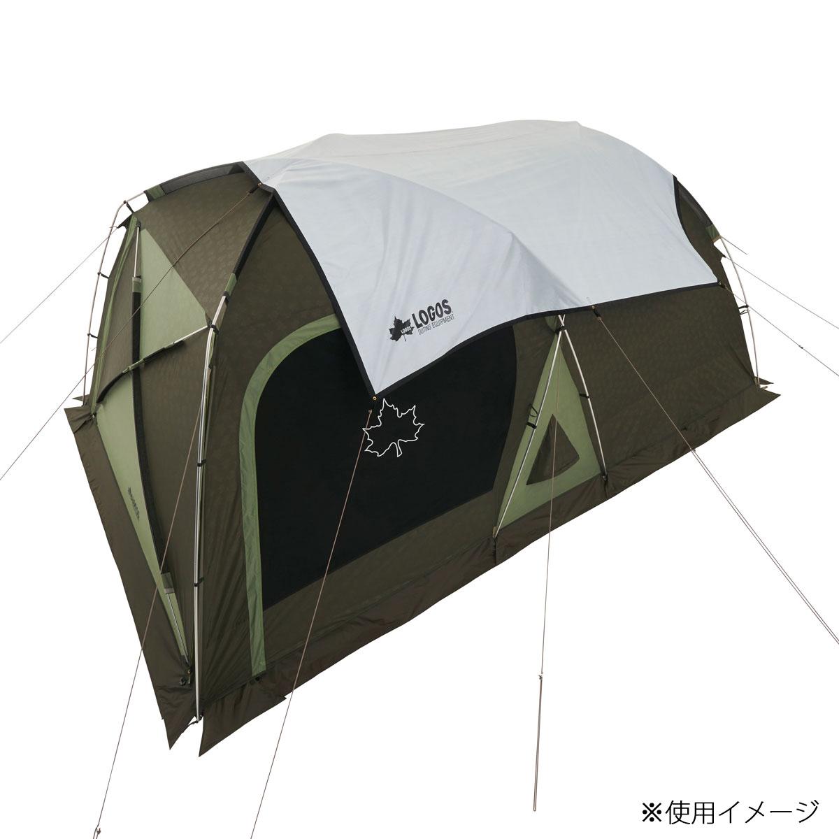 ロゴス(LOGOS) テント・タープ用品 ソーラーブロック トップシート300-BJ 71805560 キャンプ アウトドア