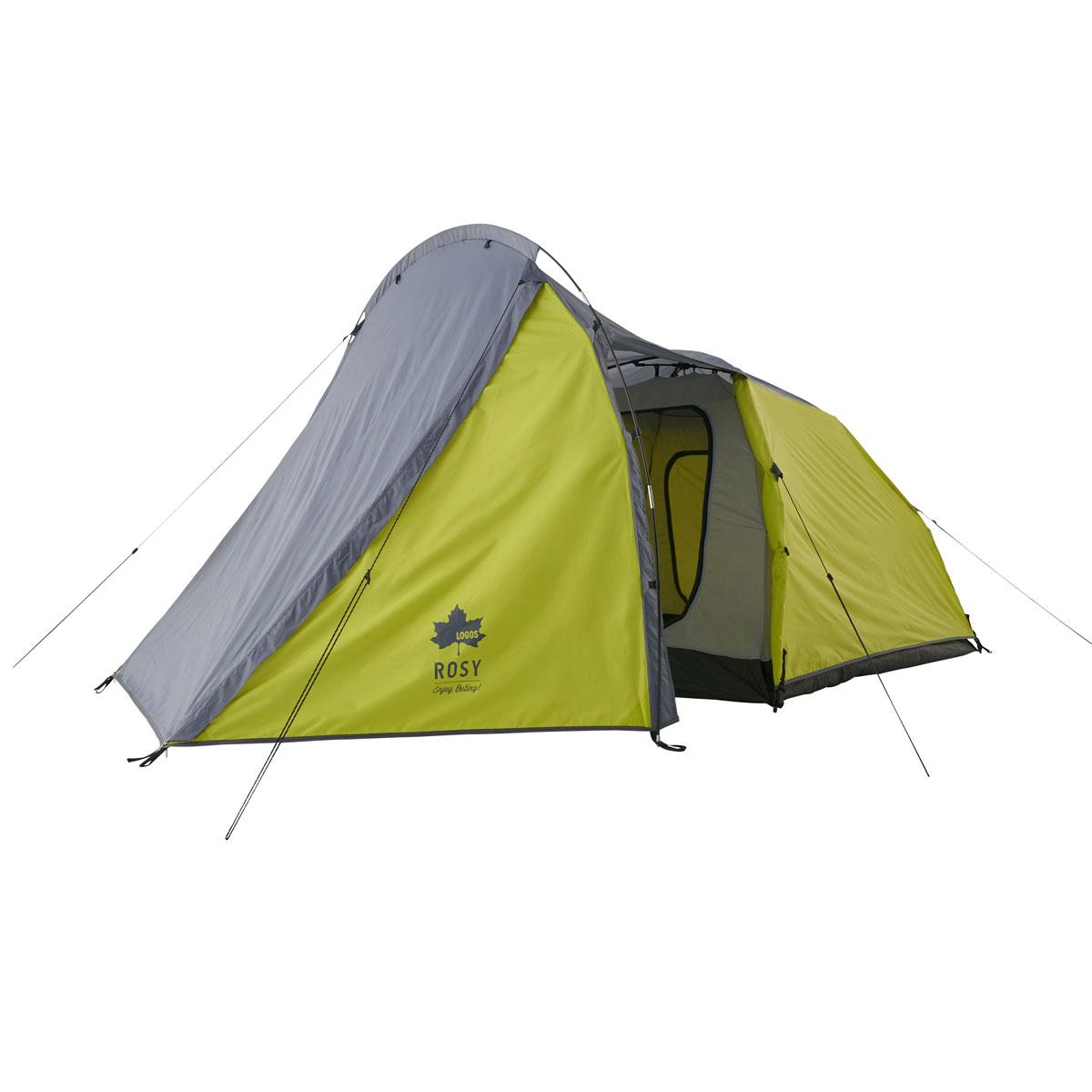 ロゴス(LOGOS) キャンプ用テント(3~5人用) ROSY Q-TOP リビング L-BJ 71805562 テント タープ キャンプ用テント キャンプ アウトドア