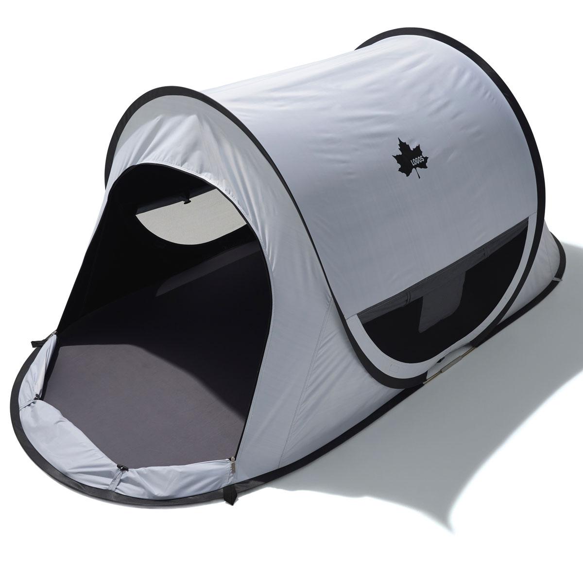 ロゴス(LOGOS) イベントテント・シェード ソーラーブロック ポップフルシェルター 71809033 テント タープ キャンプ アウトドア
