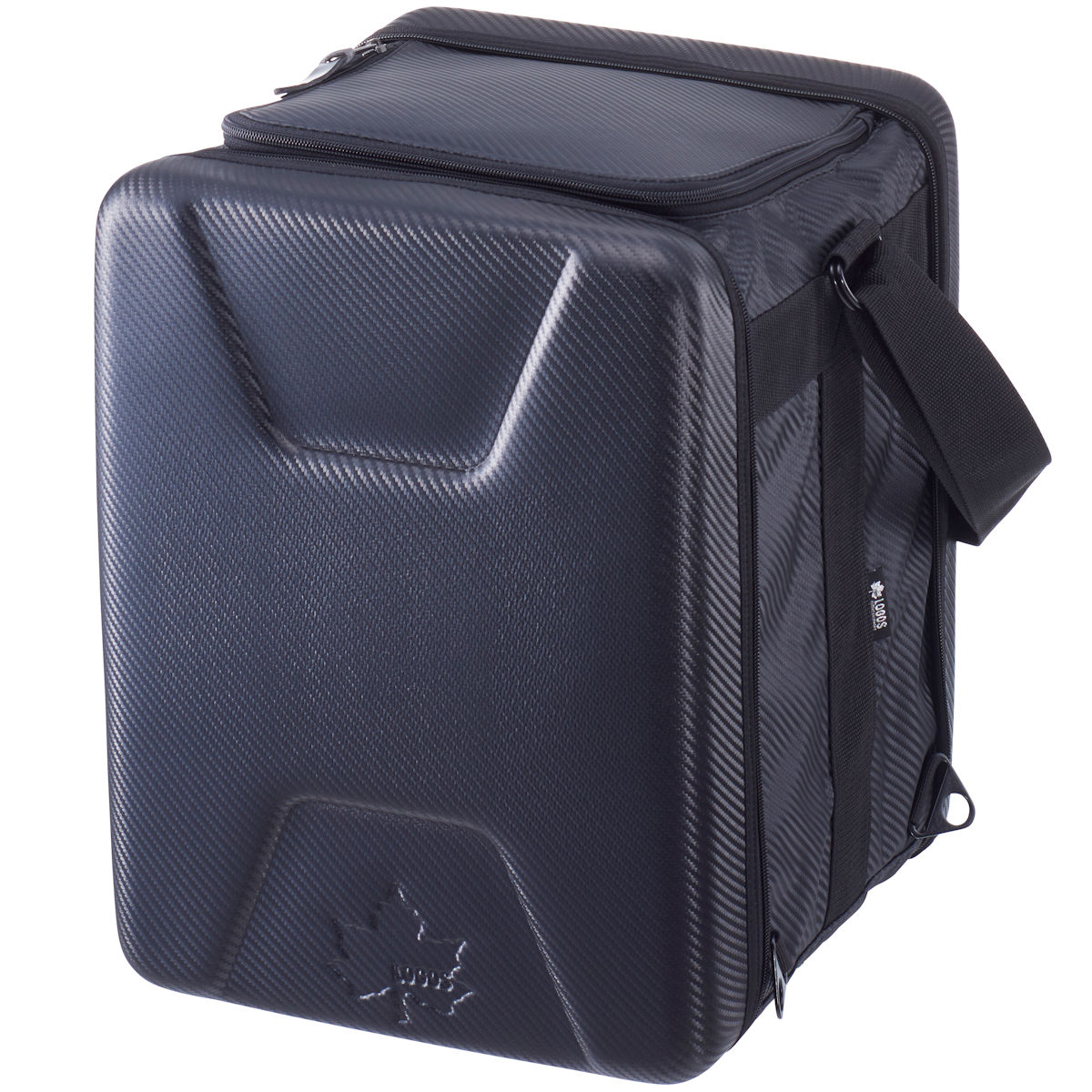 ロゴス(LOGOS) ソフトクーラー ハイパー氷点下クールマスター・リュックXL(カーボン) 81670030 クーラー ジャグ 保冷剤 キャンプ アウトドア