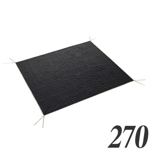 ロゴス LOGOS 出群 グランドシート キャンプ 新商品 アウトドア テント 84960102 ぴったりグランドシート270 タープ用品