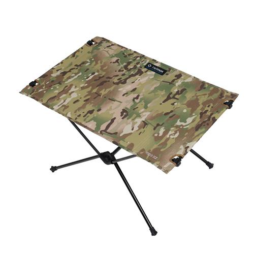 キャンプ 机 フォールディングテーブル ハードトップ アウトドア テーブルワン テーブル ヘリノックス(Helinox) イス) ファニチャー(テーブル カモ