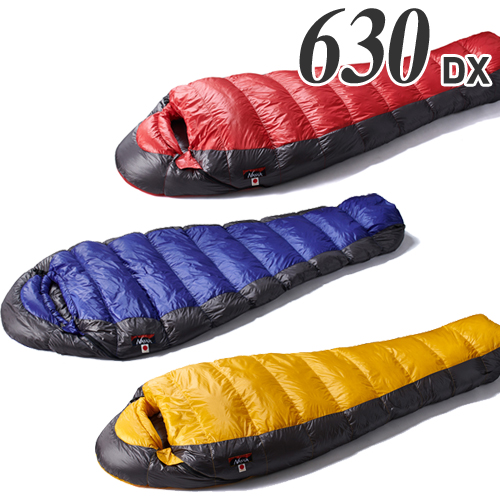 ナンガ(NANGA) マミー型シュラフ(寝袋)ウィンター用 UDD BAG 630DX レギュラー シュラフ(寝袋) マミー型シュラフ(寝袋) キャンプ アウトドア