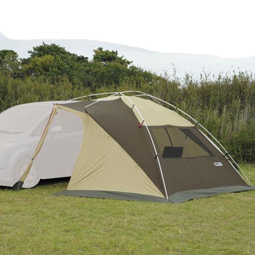 小川キャンパル(OGAWACAMPAL) カーサイドタープ・テント カーサイドリビングDX 2325 タープ キャンプ アウトドア
