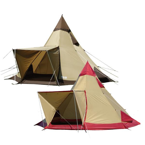 小川キャンパル(OGAWACAMPAL) キャンプ用テント(3~5人用) ピルツ12 テント 2725 テント タープ キャンプ用テント キャンプ アウトドア