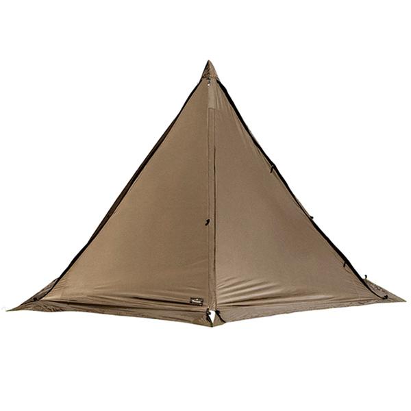 小川キャンパル(OGAWACAMPAL) キャンプ用テント(3~5人用) タッソ 2726 テント タープ キャンプ用テント キャンプ アウトドア