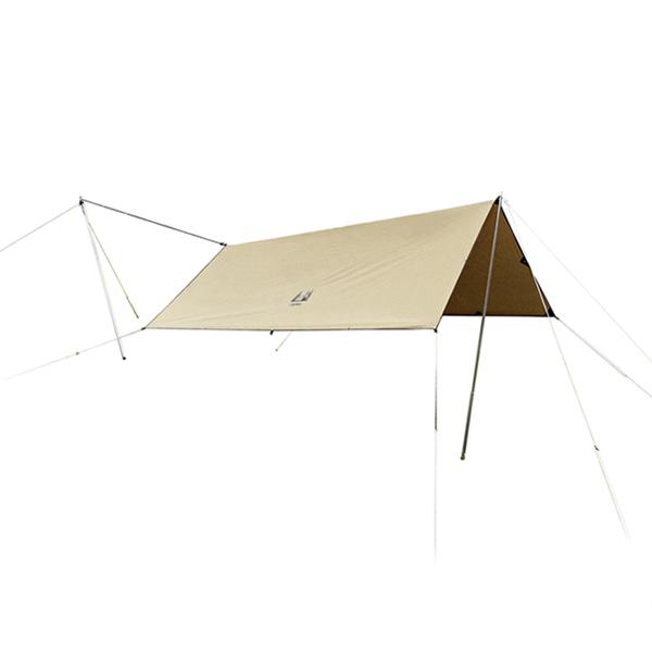 小川キャンパル(OGAWACAMPAL) レクタタープ システムタープ レクタ 3338 テント タープ キャンプ アウトドア