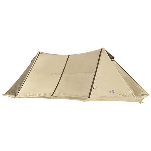 小川キャンパル(OGAWACAMPAL) キャンプ用テント(3~5人用) ツインピルツフォークL 3346 テント タープ キャンプ用テント キャンプ アウトドア