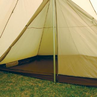 ピルツ15ハーフインナー /小川キャンパル |OGAWACAMPAL オガワ テント 8人用 モノポールテント ティピー キャンプ