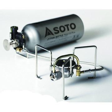 ソト(SOTO) ホワイトガソリンストーブ MUKAストーブ SOD-371 sod-371 バーナー ストーブ ヒーター シングルバーナーストーブ キャンプ アウトドア