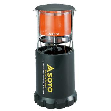 ソト(SOTO) ガスカートリッジランタン 虫の寄りにくいランタン ST-233 st-233 ランタン キャンプ アウトドア