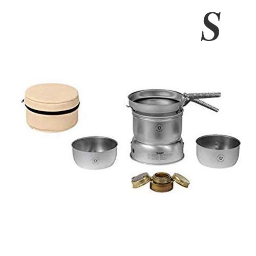 トランギア(trangia) クッカー(鍋)セット ストームクッカーS クラシックセット tr-140627 調理用品 食器類 クッカー(鍋) 調理器具 キャンプ アウトドア