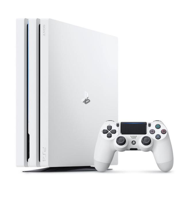 新品 送料無料 SONY PlayStation4 Pro CUH-7200BB02 UM4784