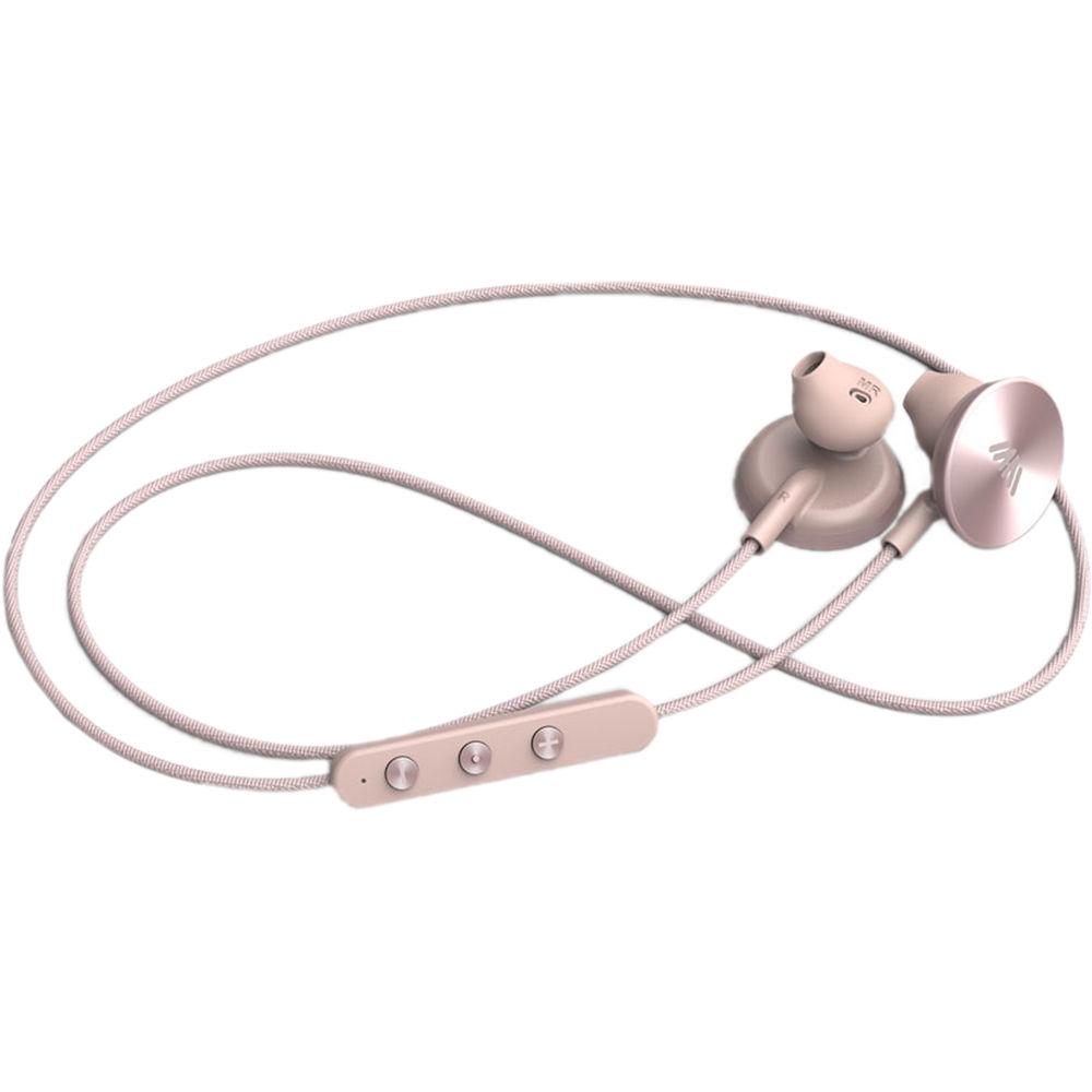 未使用品【国内正規品】i.am+ BUTTONS ワイヤレスイヤホン Bluetooth対応 ローズ I.AM.PLUS EPS V2ROSE