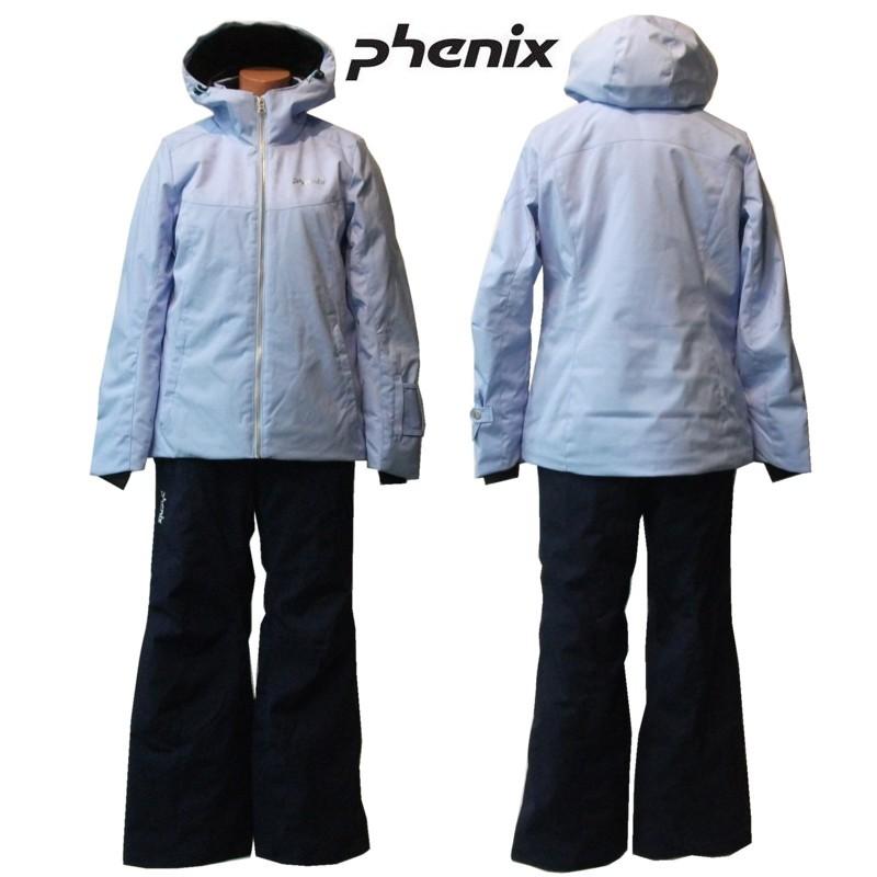 ★PHENIX〔フェニックス レディーススキーウェア〕<2018>Clear Snow Two-Piece PS7822P60【上下セット】【送料無料】 Mサイズ