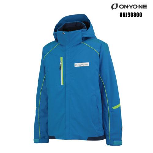 【送料無料】ONYONE (オンヨネ) 【スキーウェア/ジャケット】 OUTER JACKET (アウタージャケット) ONJ90300 -613(TURQUOISE)サイズ:O