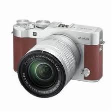 未使用品 送料無料 ミラーレス一眼カメラ Xシリーズ X-A3 レンズキット ブラウン X-A3LK-XC-BW