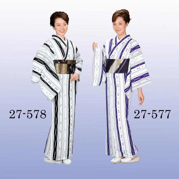 踊り小紋 セミオーダー仕立て付(袷せ・胴抜き・単衣)洗える着物(きもの) 国内染 仕立て代込 絣 かすり 縞花小紋