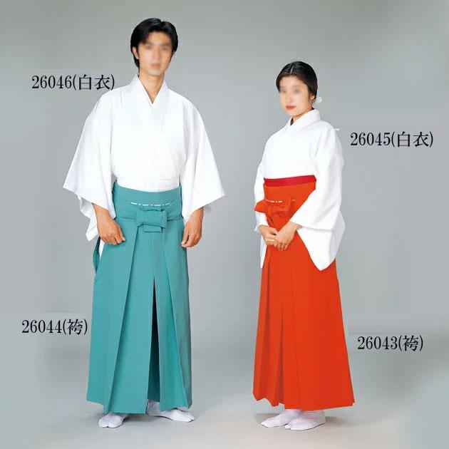 神官衣裳 袴 はかま男性用(馬乗り仕立) 女性用(あんどん仕立)「きぬずれ」